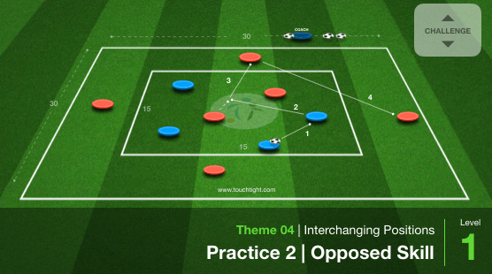 Interchanging Positions | Opposed (04-P2)