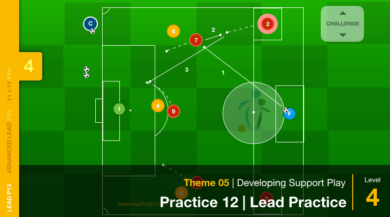 Developing Support Play | Lead (05-P12)