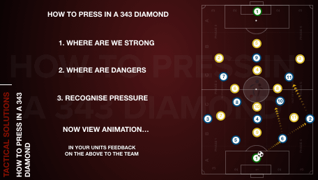 Press In A 343 Diamond | Tactical Solutions (Sample)