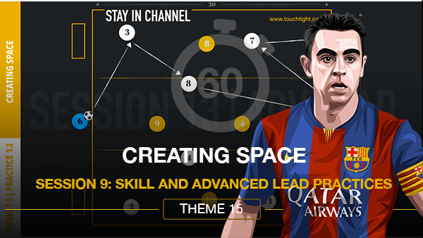 Creating Space | Rondo / Advanced Lead (15-S9)