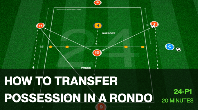 Rondo Transfer | Breaking The High Line (24-P1)