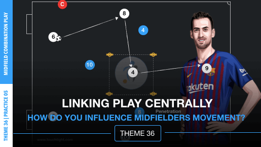 Midfield Combination Play | Tech (36-P5)