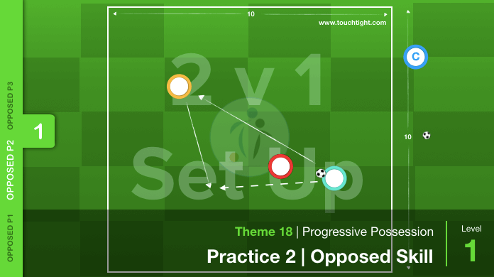 Progressive Possession 18 P2