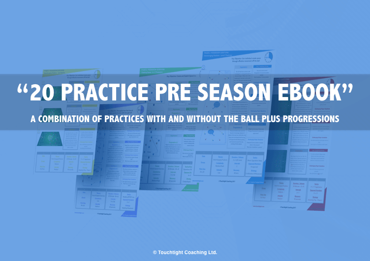 Free Pre-Season Ebook (20 Practices)