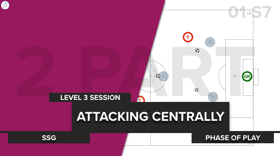 Attacking Centrally | MSG / Phase (01-S7)