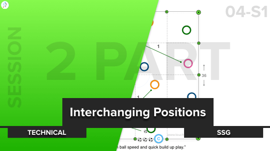 Interchanging Positions | Tech-SSG (04-S1)