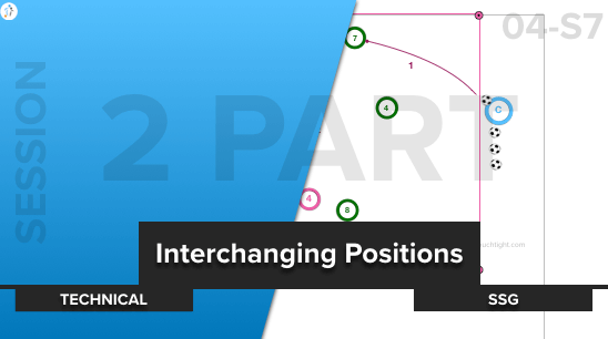 Interchanging Positions | Tech-SSG (04-S7)