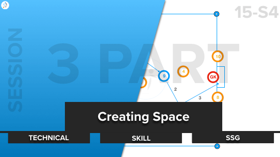 Creating Space | Tech / Skill / SSG (15-S4)