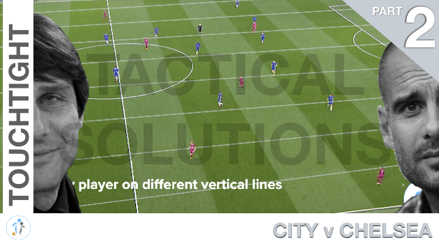 Tactical Solutions | City v Chelsea | Pep's Possession Questions