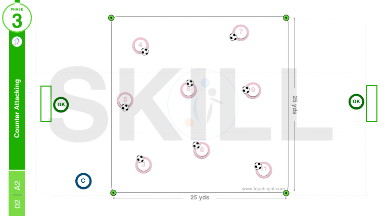 Counter Attacking | Skill (02-A2)
