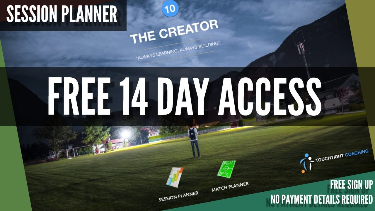 FREE TRIAL | Session Planner Demo | 10 - The Creator
