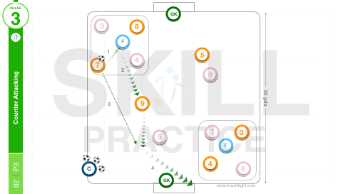 Counter Attacking - Skill (1002-P3)