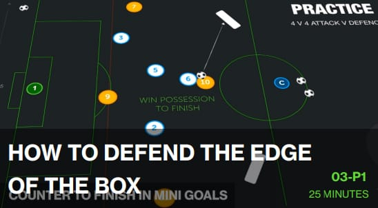 Defend The Defending Third | Skill (03-P1)