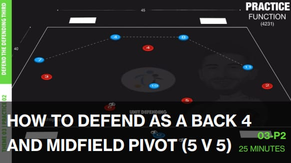 Defend The Defending Third | Skill (03-P2)